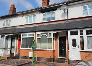 Thumbnail 2 bed property to rent in Aubrey Road, Quinton, Birmingham