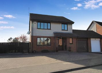 Thumbnail 4 bed detached house for sale in Netherwood Park, Livingston