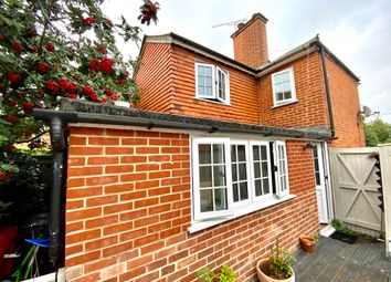 Lake View, Park Corner Road, Hartley Wintney, Hook RG27. 2 bed detached house