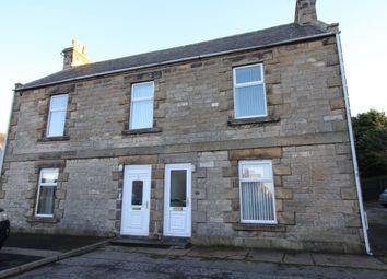 Thumbnail 2 bed flat to rent in High Street East, Portgordon, Buckie