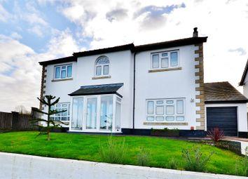 Thumbnail 4 bed detached house for sale in Drefach Road, Meidrim, Carmarthen