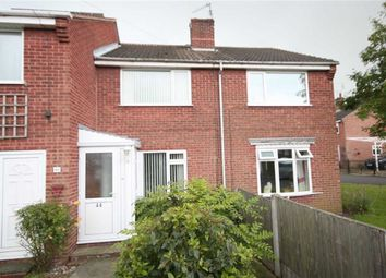 Thumbnail 2 bedroom terraced house for sale in Southfield Rise, North Leverton, Nottinghamshire
