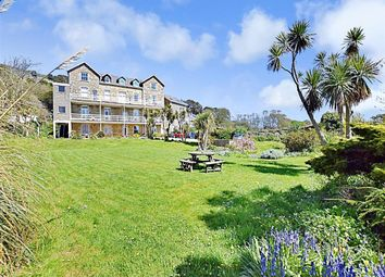 Thumbnail 2 bedroom flat for sale in Undercliff Drive, St. Lawrence, Isle Of Wight
