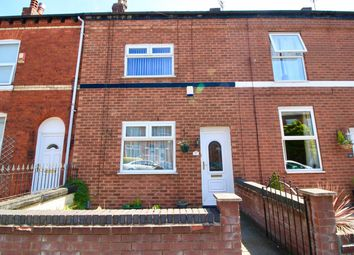 Thumbnail 2 bedroom terraced house for sale in Stafford Road, Swinton, Manchester