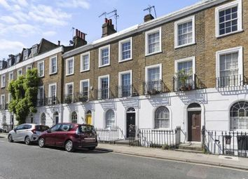 Thumbnail 4 bedroom terraced house for sale in Arlington Road, Camden, London