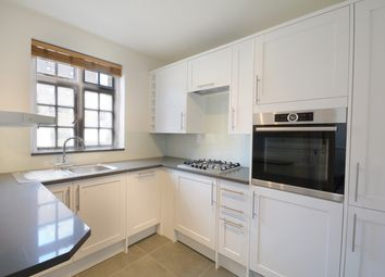 Thumbnail 1 bed flat to rent in Devonshire Close, London