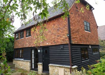 Thumbnail 2 bed detached house to rent in Truggers Lane, Chiddingstone Hoath, Edenbridge