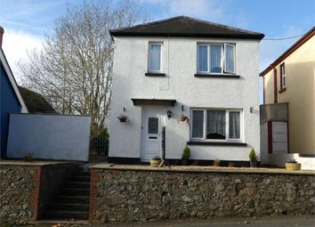 Thumbnail 2 bed detached house for sale in Prendergast, Haverfordwest, Pembrokeshire
