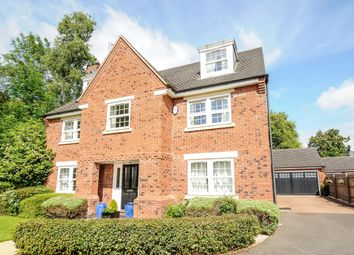 Thumbnail 5 bed detached house to rent in The Furlongs, Limes Avenue, Stratford-Upon-Avon