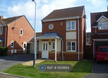 3 bed detached house to rent in Daisy Croft, Bedworth CV12