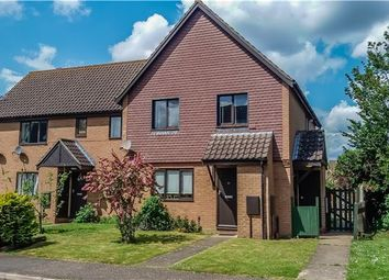 Thumbnail 1 bed flat for sale in Foxwood South, Soham, Ely