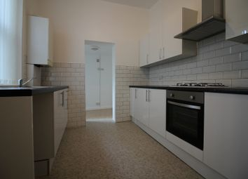 Thumbnail 2 bedroom terraced house to rent in Belmont Avenue, Blackpool