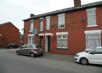Thumbnail 3 bedroom terraced house for sale in Claremont Road, Rusholme, Manchester