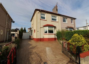 Thumbnail 4 bed semi-detached house for sale in Weirwood Avenue, Garrowhill