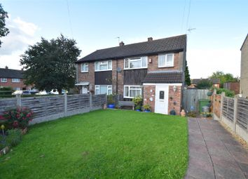 Thumbnail 3 bedroom end terrace house for sale in Poplar Close, Madeley, Telford
