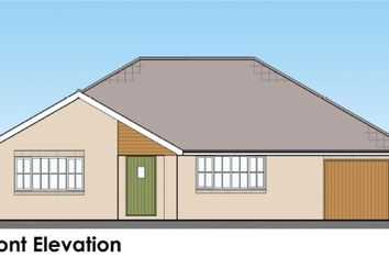 Thumbnail 3 bedroom detached bungalow for sale in The Bank, Parson Drove, Wisbech