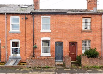Thumbnail 2 bed terraced house for sale in Hampton Street, Hereford