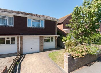 Thumbnail 3 bed semi-detached house for sale in Claremont Road, Deal
