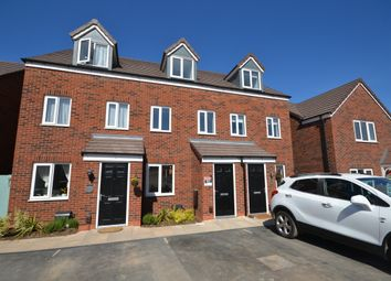 3 bed town house to rent in Peacock Gardens, East Leake, Loughborough LE12