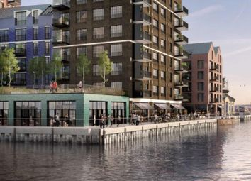 Thumbnail 1 bed flat for sale in Saxon, Goodluck Hope, London