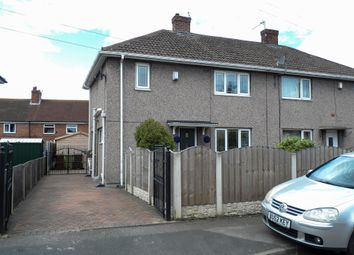 Thumbnail 3 bed semi-detached house for sale in Sunny Bank, Fitzwilliam, Pontefract