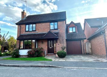 Church View, Hartley Wintney, Hook RG27. 4 bed detached house