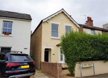 Thumbnail 3 bedroom detached house for sale in Acre Road, Kingston Upon Thames