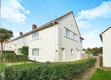 Thumbnail 3 bed end terrace house for sale in Ludlow Road, Weymouth