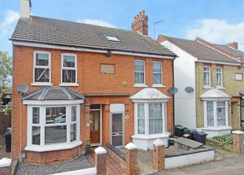 Thumbnail 2 bed semi-detached house for sale in Francis Road, Ashford