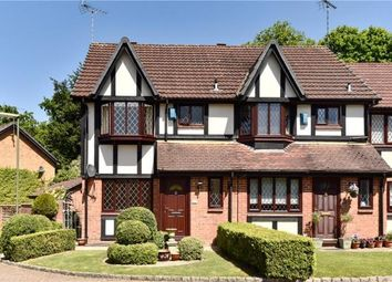 Thumbnail 3 bed semi-detached house for sale in Shire Close, Bagshot, Surrey