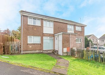 Thumbnail 1 bed flat for sale in Robert Street, Shotts