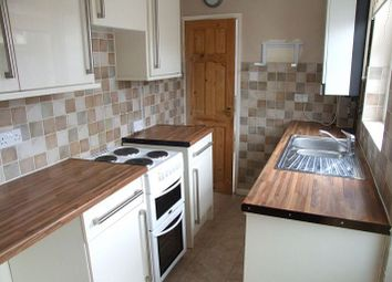 Thumbnail 2 bed end terrace house to rent in Coneygree Road, Stanground, Peterborough