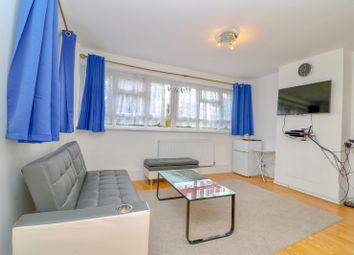 Thumbnail 3 bed flat for sale in Urmston Drive, London