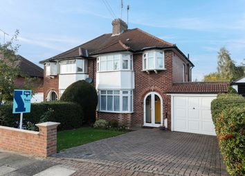 Thumbnail 3 bed semi-detached house for sale in West Close, Wembley