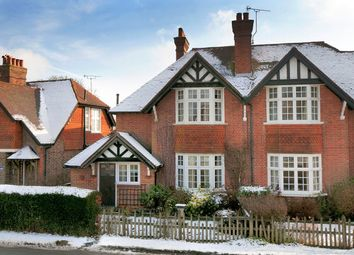 Thumbnail 3 bed semi-detached house for sale in The Green, Frant Village, Nr Tunbridge Wells