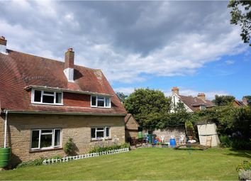 Thumbnail 3 bed detached house for sale in The Mall, Totland Bay