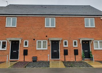 Thumbnail 2 bed terraced house for sale in Astoria Drive, Coventry