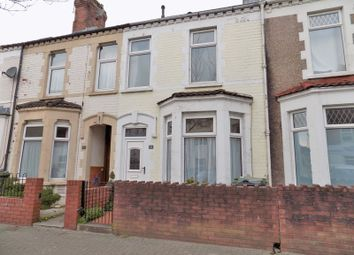 Thumbnail 2 bedroom terraced house for sale in Hunter Street, Cardiff