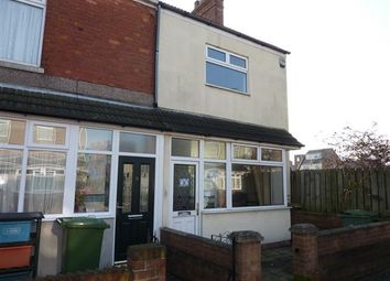 Thumbnail 3 bed semi-detached house for sale in Elm Road, Cleethorpes