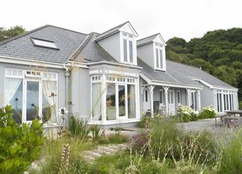 Thumbnail 4 bed detached bungalow for sale in Tresaith, Cardigan