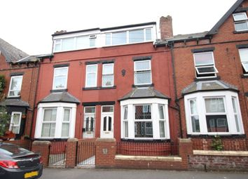 Thumbnail 4 bed terraced house for sale in Cranbrook Avenue, Leeds