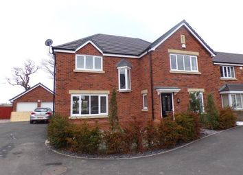 Thumbnail 4 bed detached house for sale in Murray Avenue, Farington Moss, Leyland