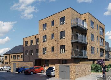 Thumbnail 4 bed flat for sale in Lily Way, London