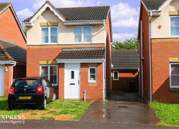 Thumbnail 4 bed detached house for sale in Swan Gardens, Peterborough, Cambridgeshire