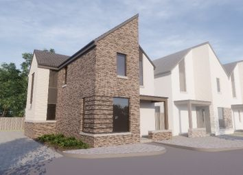 Thumbnail 3 bed detached house for sale in Muirhall Farm, Muirhall Road, Larbert, Falkirk