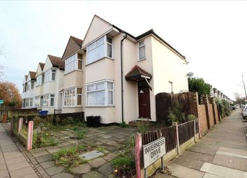 Thumbnail 3 bed end terrace house for sale in New North Road, Hainault, Ilford