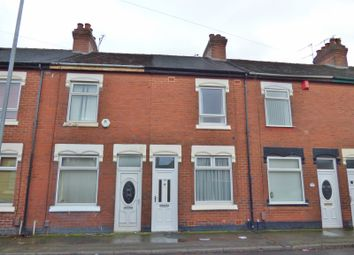Thumbnail 3 bed terraced house to rent in Albany Road, Hartshill, Stoke On Trent