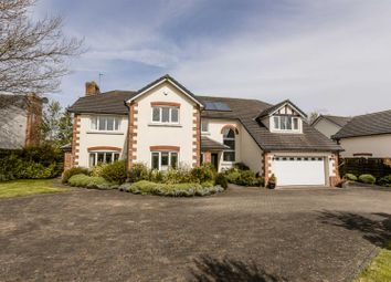 Thumbnail 5 bed detached house for sale in The Links, Peel, Isle Of Man