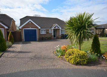 Thumbnail 2 bed detached bungalow for sale in High Meadow, Tollerton, Nottingham