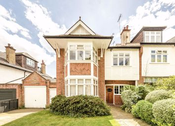 Thumbnail 5 bed semi-detached house for sale in Cholmeley Crescent, London